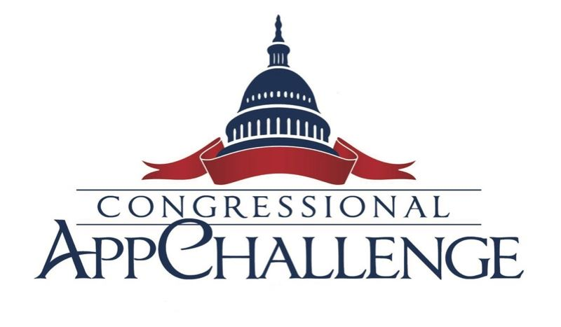 Glen Crest students earn Congressional honor for app design